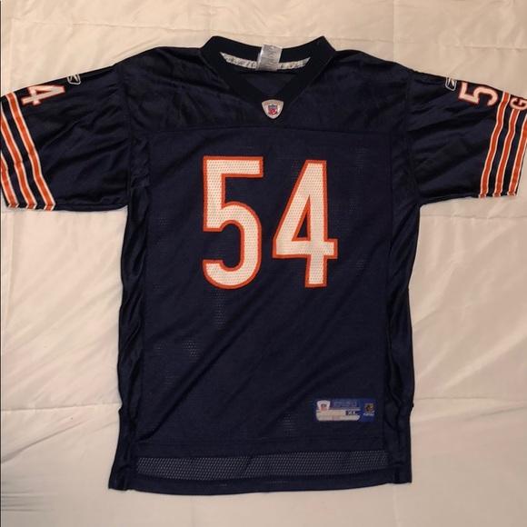 Nfl Chicago Bears Jersey Brian Urlacher